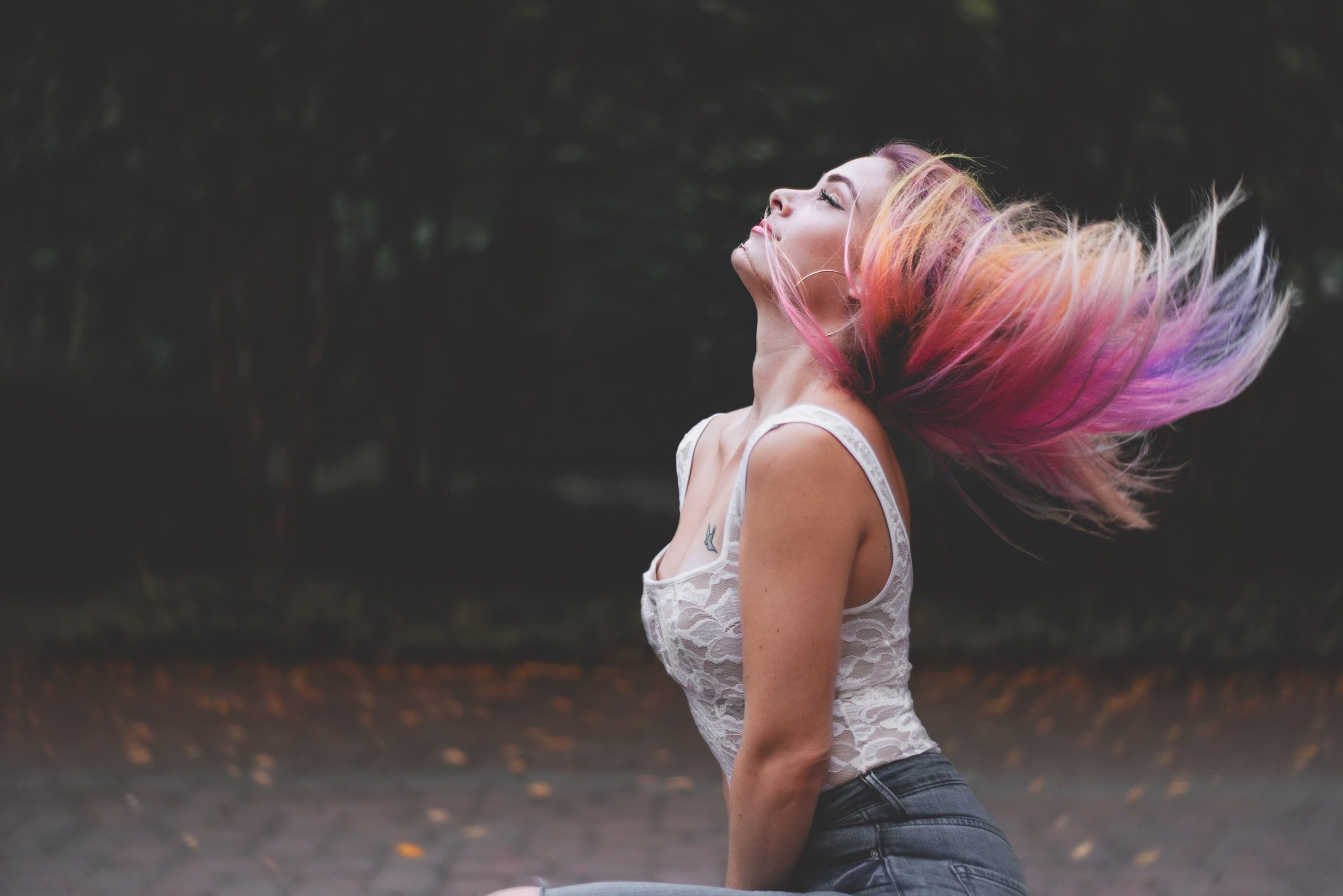 Best Colored Hair Extensions