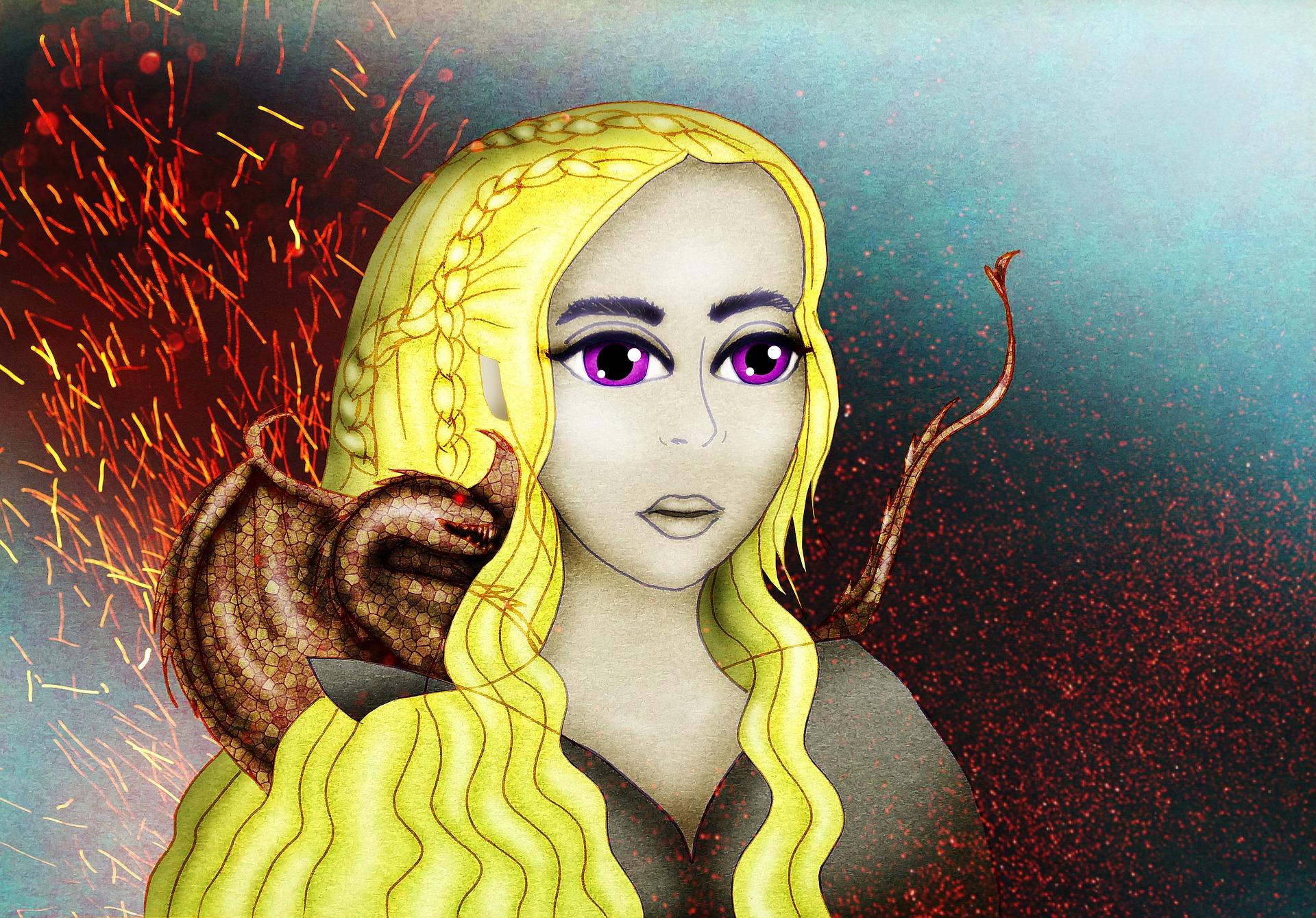 Best Khaleesi Wigs